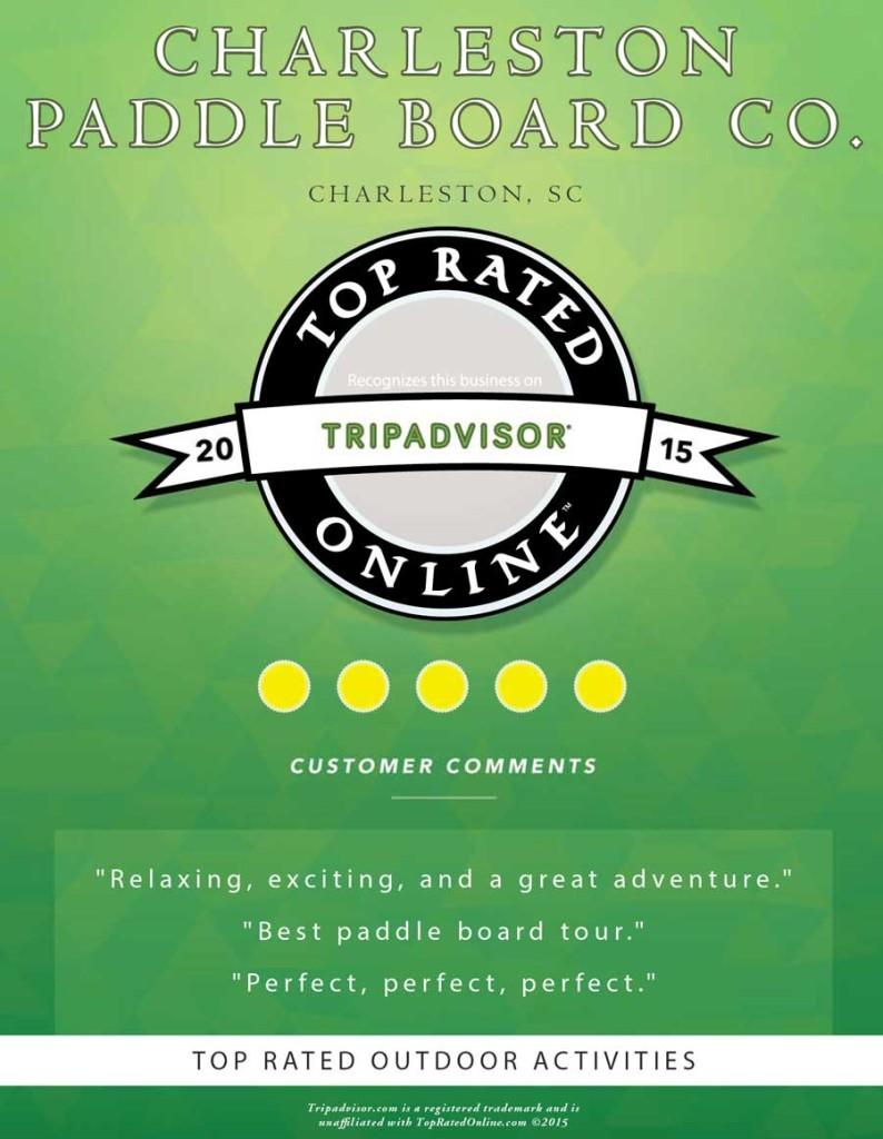 tripadvisor #1 paddleboard company