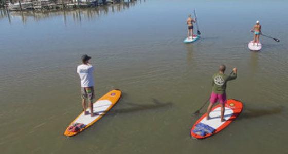 Stand Up Paddle Board Charleston SC