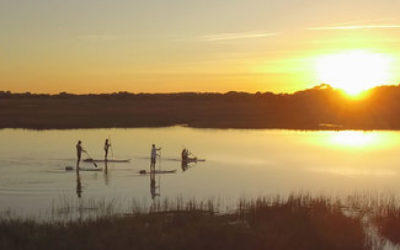 Kiawah SUP Tour Charleston SC