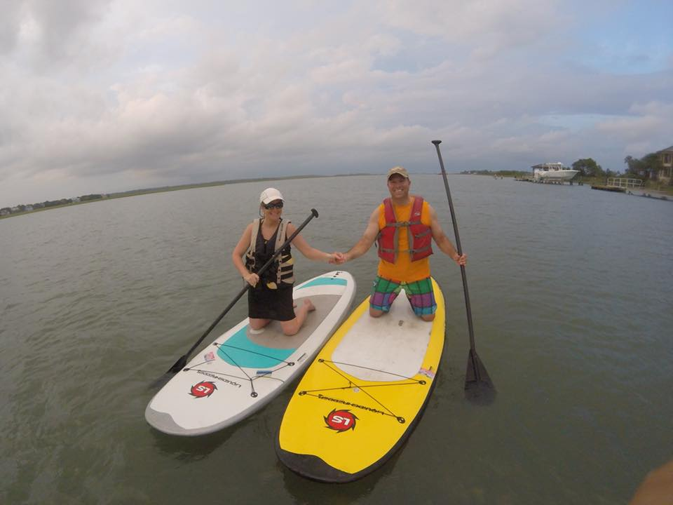 A Local's Guide to the Best Places to Paddleboard in Charleston SC