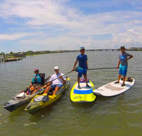 Stand Up Paddle Board Rentals Companies Charleston Sc