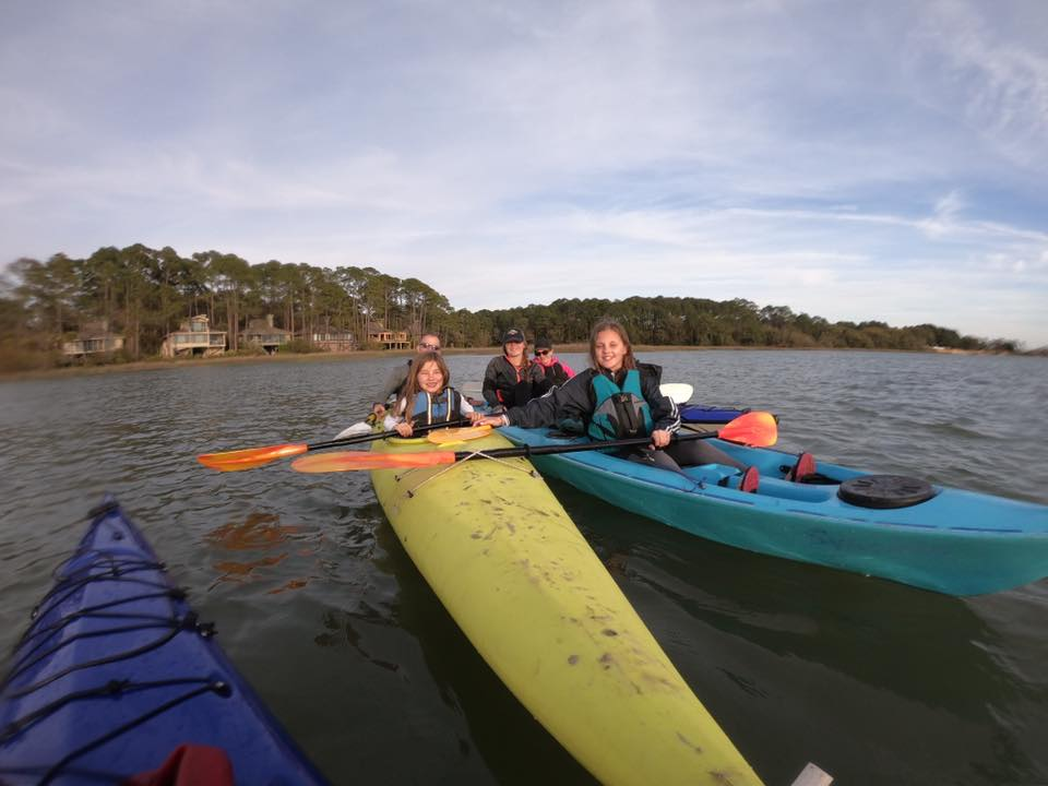 Kayak Rentals in Charleston SC